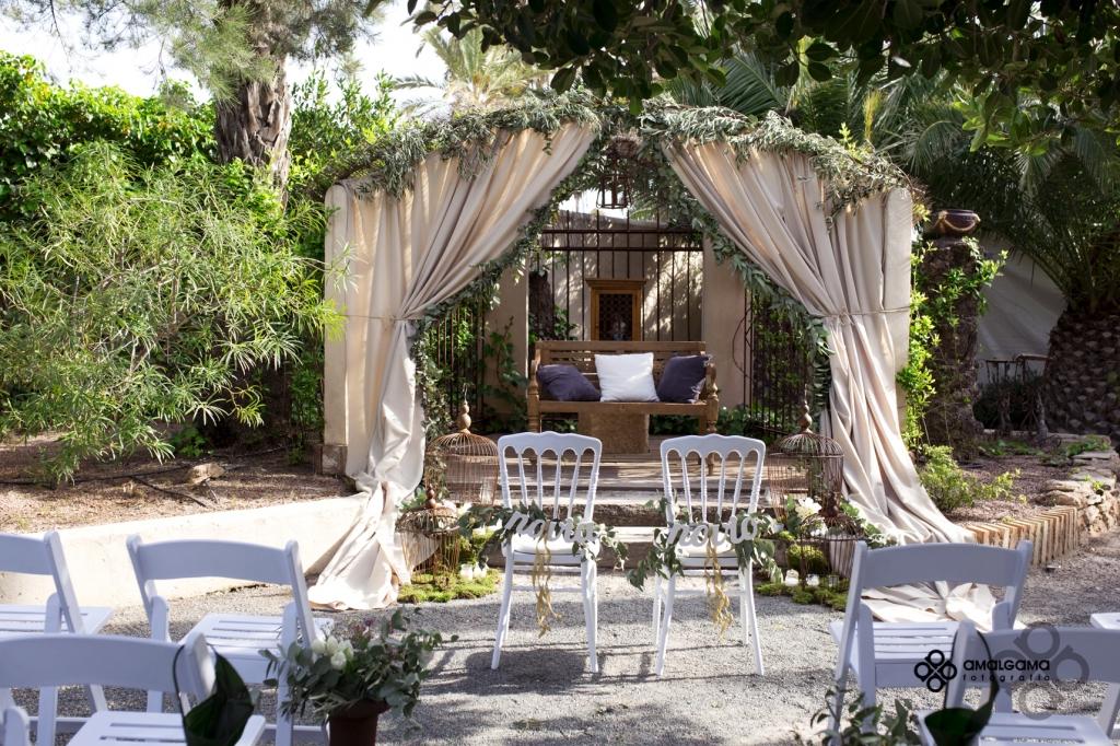ceremonia civil. Organizacion boda