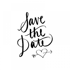 save the date. Organizacion boda